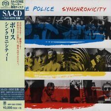The Police - Synchronicity / SHM-SACD (Stereo) / Japan-Import