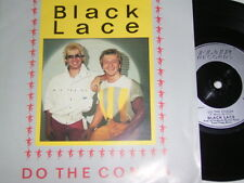 "7"" - Black Lace Do The Conga & Hé Hé Copenhagen-FRANCE 1984 # 4098"