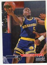 figurina CARD BASKET NBA 1994/95 NEW numero 14 TIM HARDAWAY