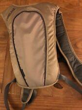 Camelbak Mini Mule Hydration Backpack Tan Pack no- Bladder hiking bag No Used