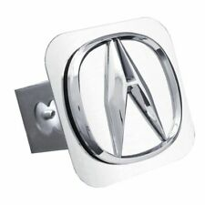 "Acura Chrome Stainless Steel 1.25"" Trailer Tow Hitch Cover"