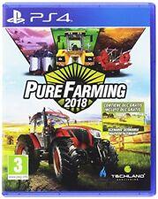 Egp230449 Techland Ps4 Pure Farming 2018
