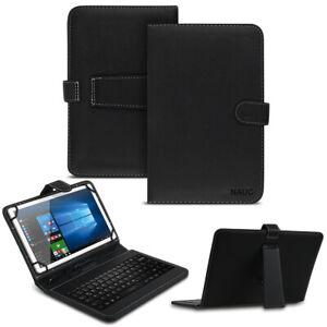 Tastatur Tasche Chuwi Hi10 Air Keyboard USB Hülle QWERTZ Schutzhülle Case Cover
