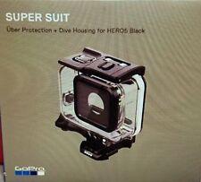 Genuine GoPro Super Suit Waterproof Camera Case Dive Housing HERO 5 Hero5 Black