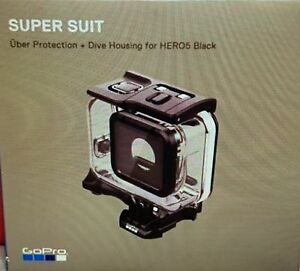 GoPro Super Suit Waterproof Camera Case Dive Housing HERO5 HERO6 HERO7 Black H2O