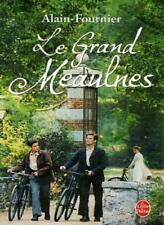 Le Grand Meaulnes (Classiques De Poche),Henri Alain-Fournier