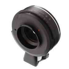Canon EOS EF Lens to Nikon 1 Mount Aperture Adapter Ring w Tripod f J4 J5 J1 V2