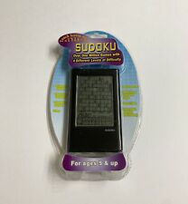 Sudoku Electronic Handheld Game. Touch Screen with Stylus