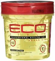 Eco Styler Gel coiffant avec huile d'argan marocaine, 473 ml,