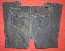 9b8a60ea82b3e Jones New York Lexington Straight Leg Stretch Dark Blue Jeans Womens 16WP  petite