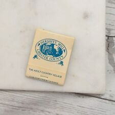 hershey's mill matchbook chester county adult country village west chester, pa h