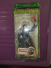 Lord Of The Rings Action Figure Autographed