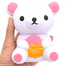 New Arrival 12.5CM Cute Rilakkuma Squishy Slow Rising Cartoon Fun Toy Bear Doll
