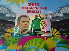 FIFA WORLD CUP BRASIL 2014 MANUEL NEUER LIMITED EDITION