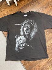 Vtg Honolulu Zoo T Shirt