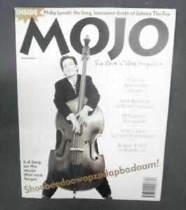 MOJO Magazine #2 K.D. LANG 12/ 1993 + Captain Beefheart Speaks PJ Harvey R/Wyatt