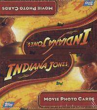 Topps Indiana Jones and the Crystal Skull Hobby Box