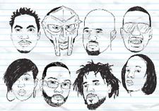 Best Drum Sound KIT TRap Rap Hip Hop R&B Samples for Drum Machine Akai Roland