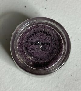 New Bare Minerals Eyeshadow Loose Mineral Color New Sealed .02 oz Bordeaux