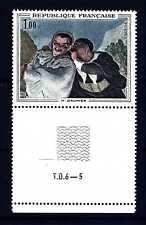 FRANCE-FRANCIA 1966 Crispin et Scapin; Peinture d'Honoré Daumier (1808-1879) (E)
