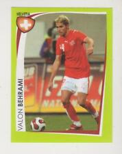 Panini football Road to UEFA Euro 2008 Sticker #C10 Valon Behrami Switzerland