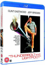 Thunderbolt & Lightfoot NEW Classic Blu-Ray Disc Michael Cimino Clint Eastwood