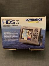Lowrance Hds 5 Used Works Great