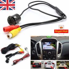 UK Car Reversing Rear View IR Camera Parking Backup Night Vision 8LED Waterproof
