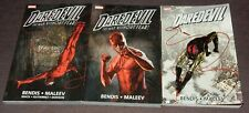 DAREDEVIL ULTIMATE COLLECTION Books 1 2 3 by Brian Michael Bendis & Alex Maleev