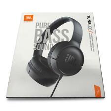 Wie Neu - JBL Tune 500 On-Ear-Kopfhörer schwarz
