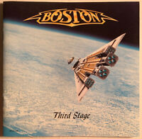 BOSTON THIRD STAGE CD MCA USA RARE CLUB PRESSING