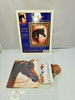Near North Treasures Collection Cross Stitch Kit - Fadjur Stallion - #NNT-008
