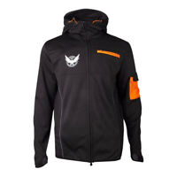 Tom Clancy'S The Division M65 Operative Full Length Zipper Hoodie Male Small
