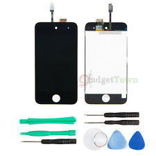 LCD Screen Touch Digitizer Glass Assembly for iPod Touch 4 4th Gen 4G + Tools