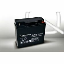 2 x Batterie 12 v//19 Ah AGM bloc batterie Long-Life pour Numatic ttb1840