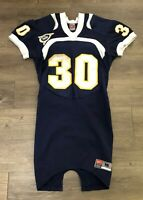 VTG 90's NAU Northern Arizona LumberJacks Player Worn Football Jersey Size M