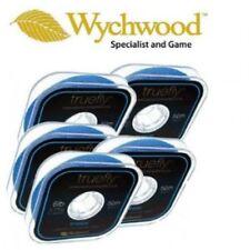 New 3 x 50m Wychwood Truefly Finesse Tippet Line 3Lb 0.126mm Fly Leader Mono