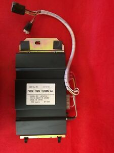 Ford AU Fairlane Fairmony Ghia NU Amp Sound Amplifier P/N 1R23-18T805-AA