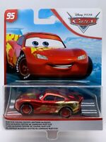 Disney Pixar Cars Diecast Lighting McQueen Rust-Eze Racing Center