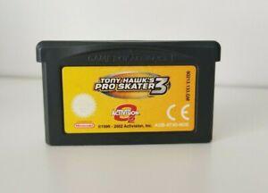 Nintendo Gameboy Advance Spiel Modul Tony Hawk's Pro Skater 3 Activision