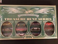 Hot Wheels 1996 JC Penney's Treasure Hunt Box Set New W/Original Shipping Box