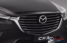 Mazda Cx3 Tinted Bonnet Protector DK11ACBP Genuine Accessory