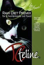 TCfeline RAW Cat Food Premix for a Homemade, Natural, GrainFree Diet-OriginalReg