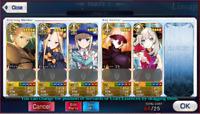 Fate Grand Order Starter Account FGO NA English 5* Gilgamesh & Abigail