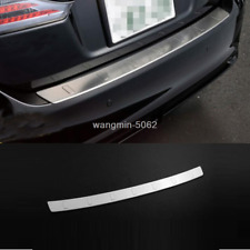 FIT FOR Lexus CT 200h 2013-2017 Stainless steel Rear Bumper Protector Cover Trim