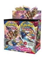 Pokemon Sword and Shield 172-80651 Card Base Set and Booster Box