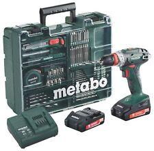 Metabo BS 18 Quick Set Akku-Bohrschrauber (602217880)