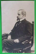 M & C RP Postcard POSTED 1906 MUSICIAN SIENKIEWICZ