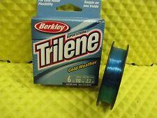 Berkley Trilene Cold Weather Line 6lb. 110yd. Electric Blue #Cwps6-Eb