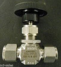 SS Integral Bonnet Needle Valve, 1/2